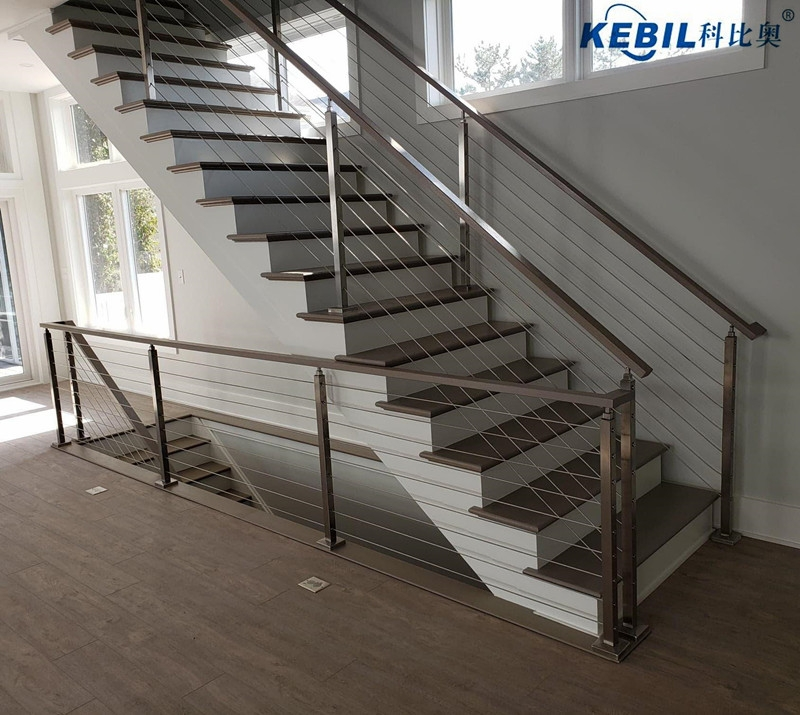 Indoor Cable Railing Systems