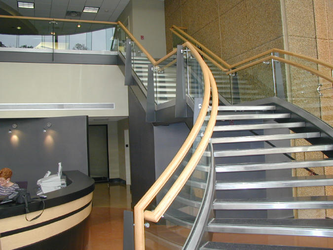 Modern Handrail Ideas for More Stylish Staircase - HomesFeed