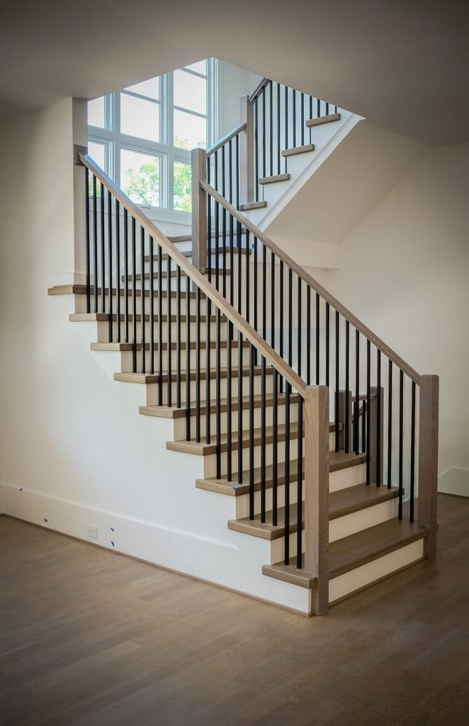 Modern Railing Design - Southern Staircase | Artistic Stairs