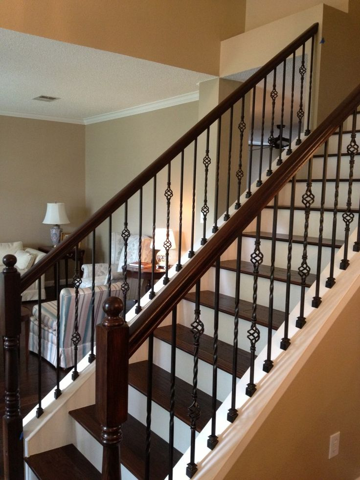wrought iron spindles - Google Search | For the Home ...