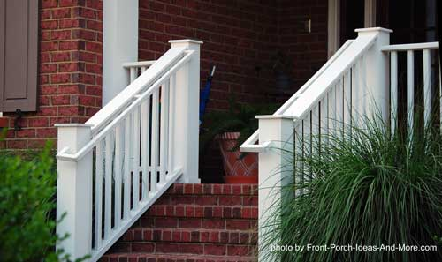 Hand Railing For Front Steps