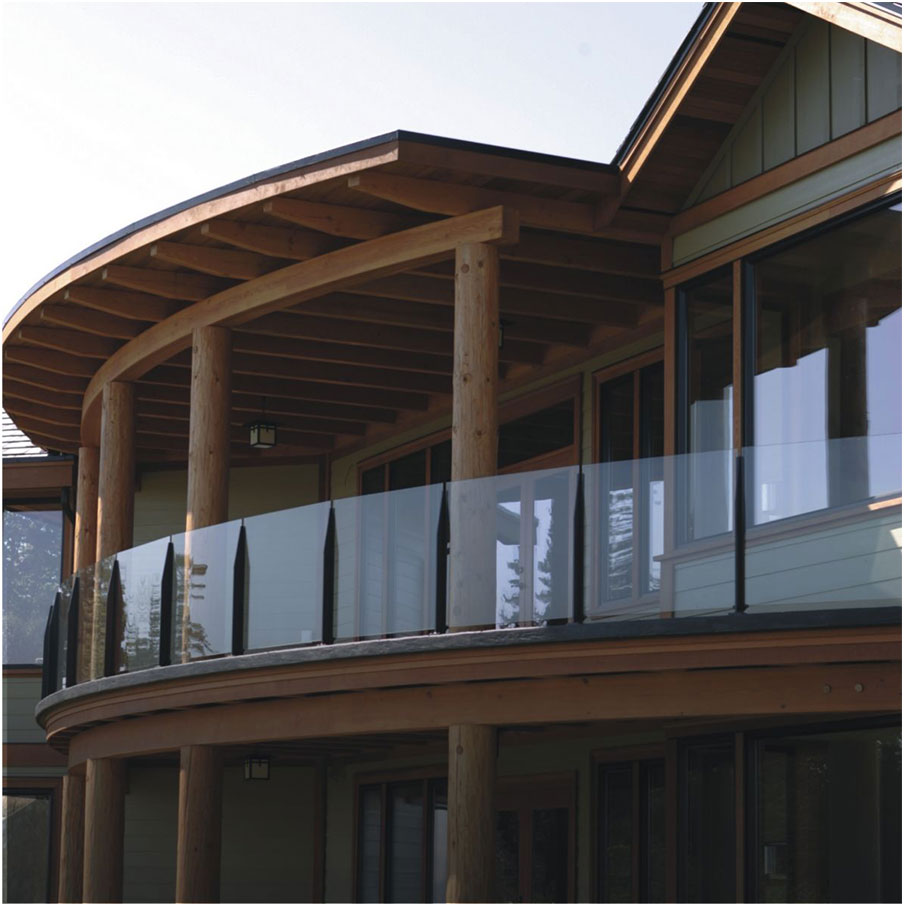 Beautiful Deck Designs with Glass Railing | Interior ...