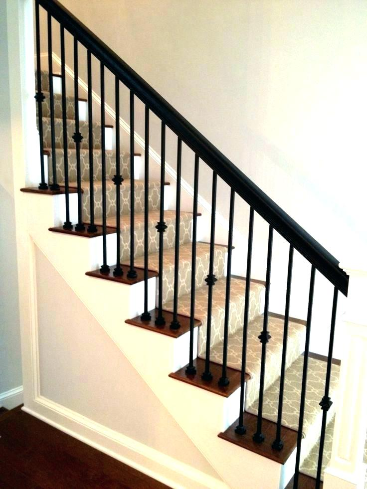 Home Elements And Style Deck Hand Railing Ideas Stair Rail ...
