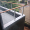 Rail Simple Clearview Stair Railing Kits